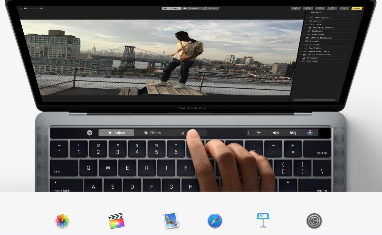 既然新款 MacBook Pro 可能沒太大變化,來看看 Touch Bar 還有哪些應用