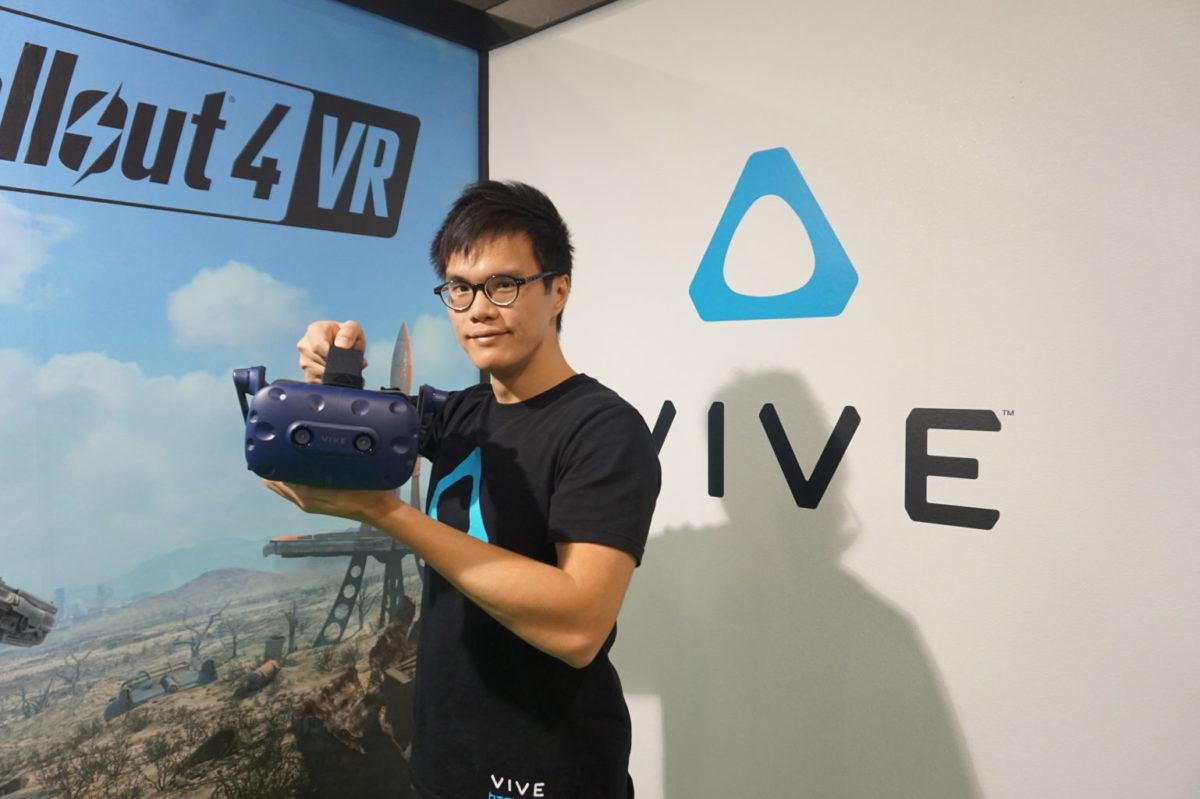 換個角度!宏達電聯手高通優化VIVE WAVE,由XR 切入5G 商機