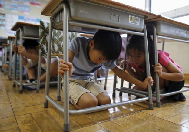 地震躲「生命三角」大錯特錯,專家教防災守則 - 華安 - ceo.lin的博客