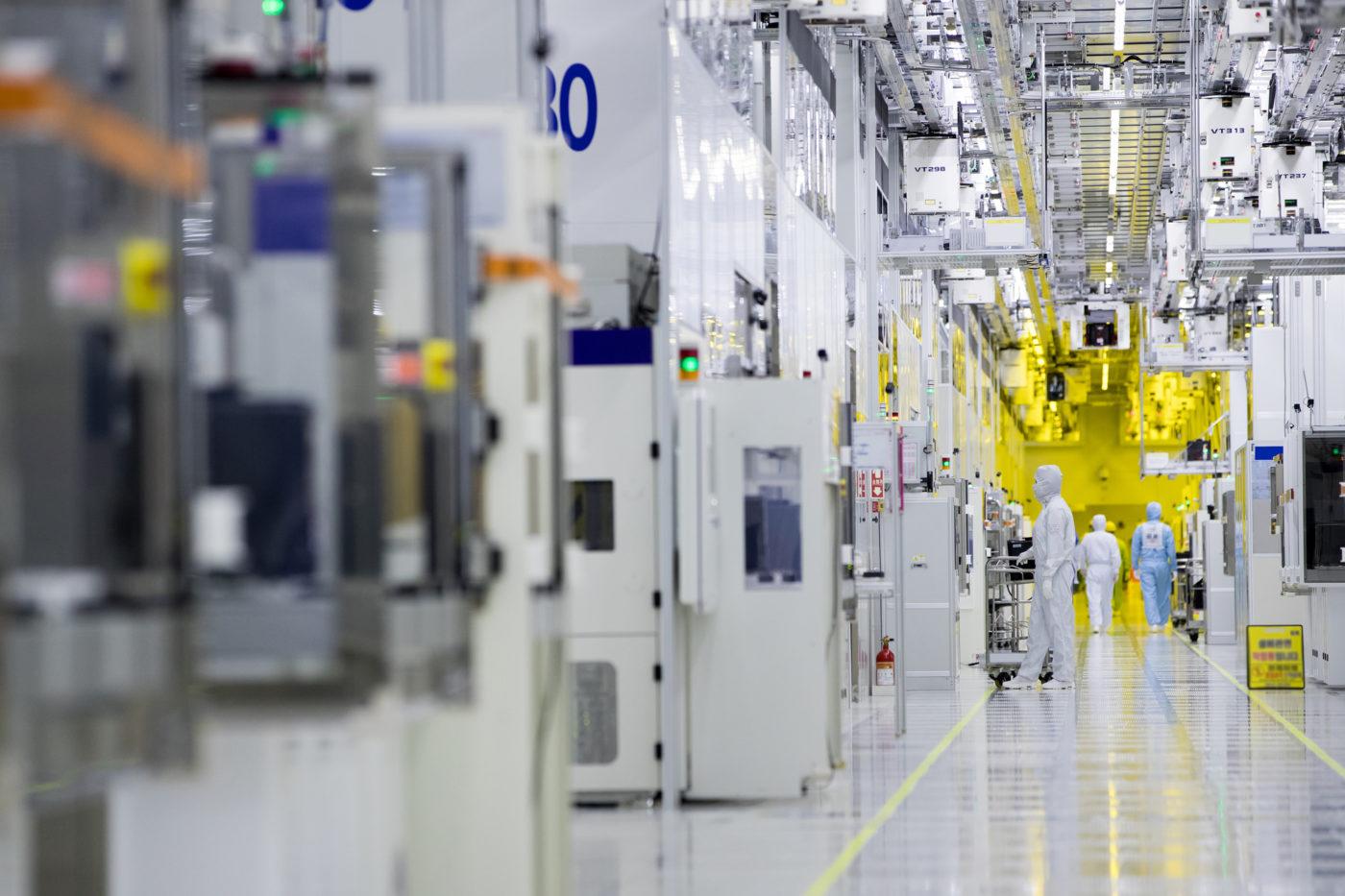 在美国分配资金韩国希望保护芯片霸权,旨在帮助该国制定法律  科技新闻