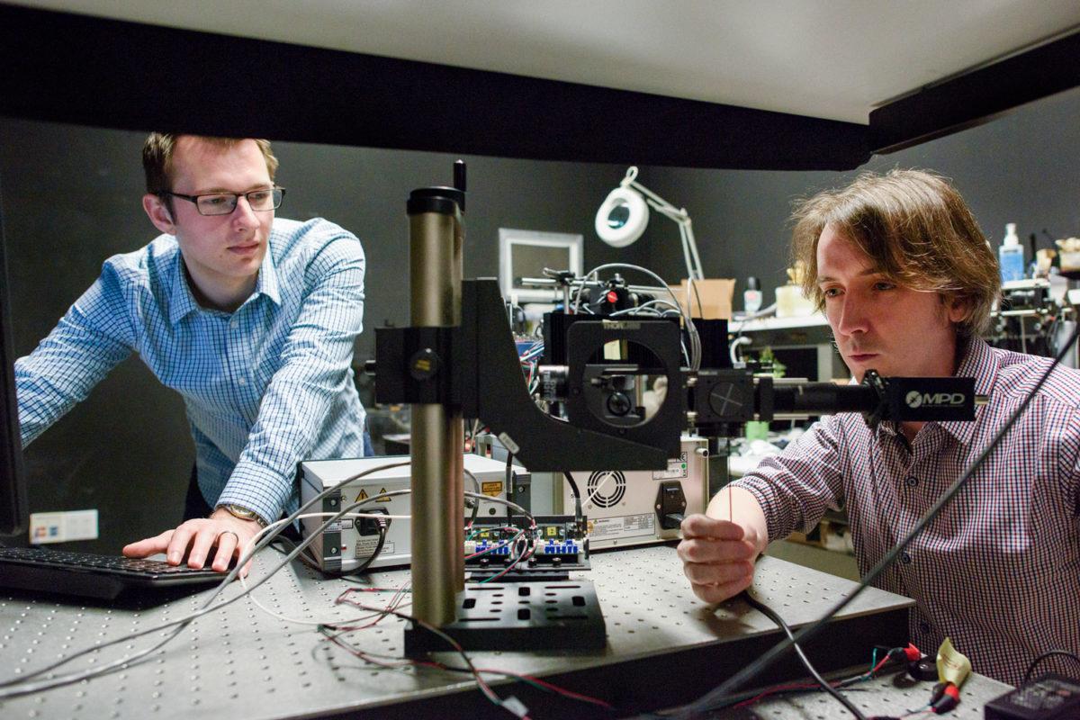 探測視域外物體,史丹佛大學新型雷射技術堪稱「透視眼」