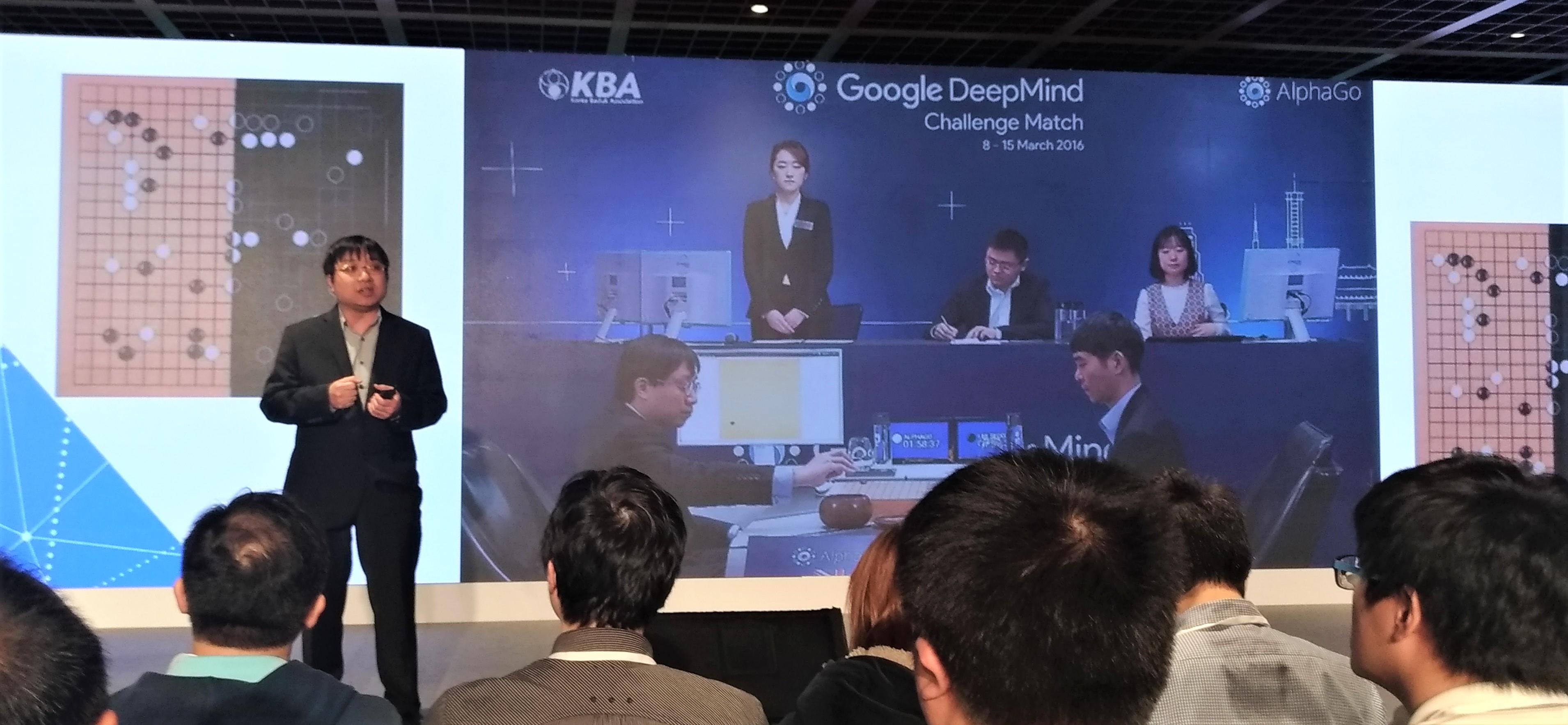 談 AlphaGo 帶來的啟發,黃士傑:深度學習是具「創造性」的