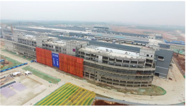 長江存儲宣布 2019 年將量產 64 層堆疊 NAND Flash,恐衝擊產業生態