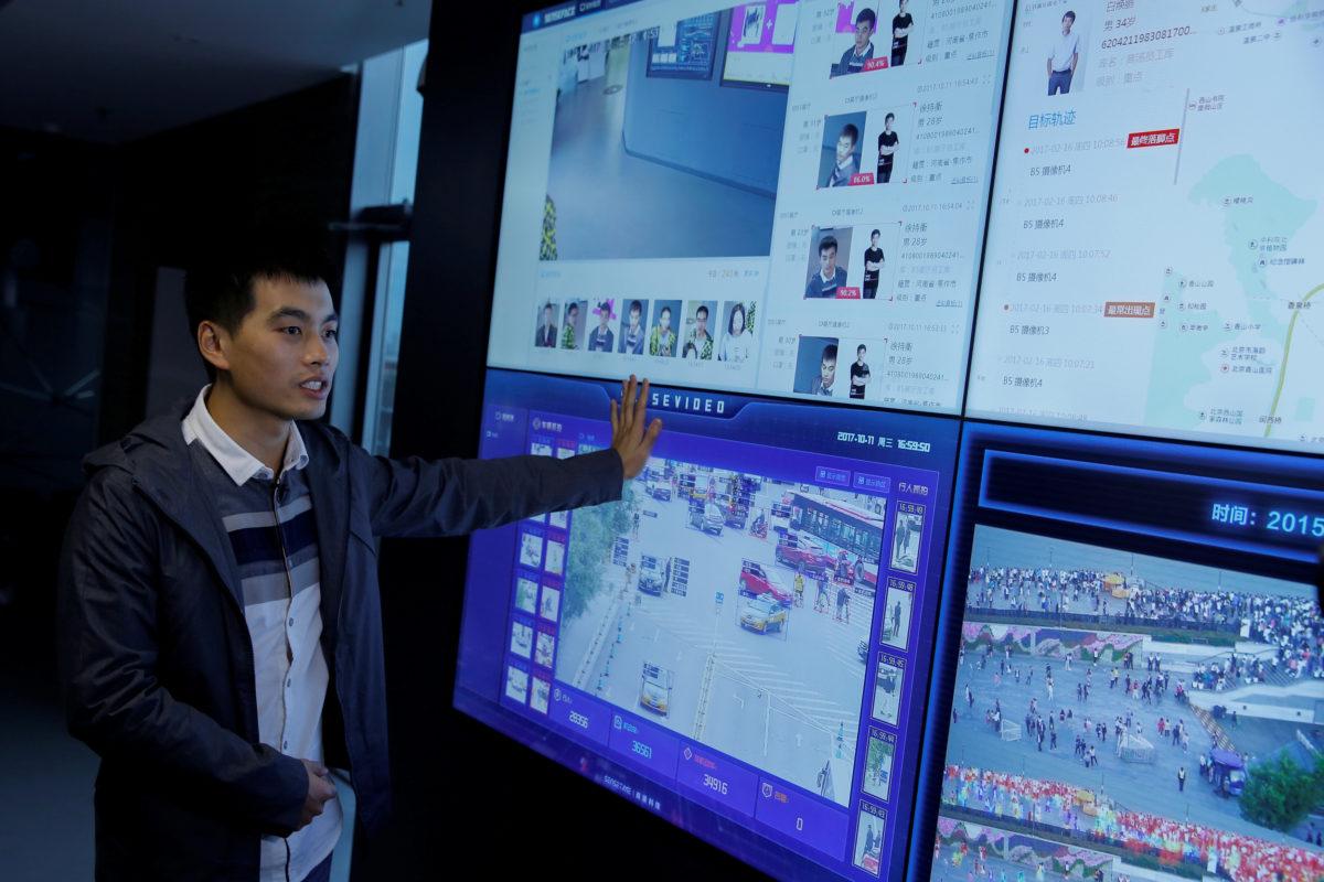 商湯科技──中國天網系統的驅動者