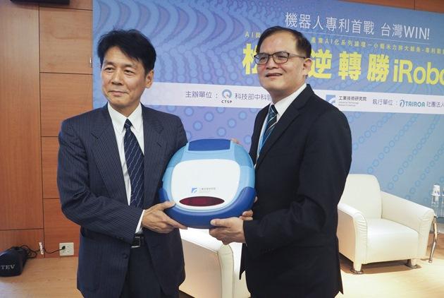 工研院「一劍鎖喉」,台灣掃地機器人如何告贏世界龍頭 iRobot?