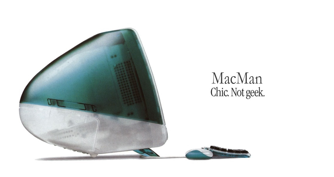 iMac 誕生 20 年,它讓蘋果由谷底翻身並顛覆個人電腦材質色彩美學