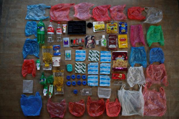 減塑大作戰:他們一週會產製多少塑膠垃圾? - 華安 - ceo.lin的博客