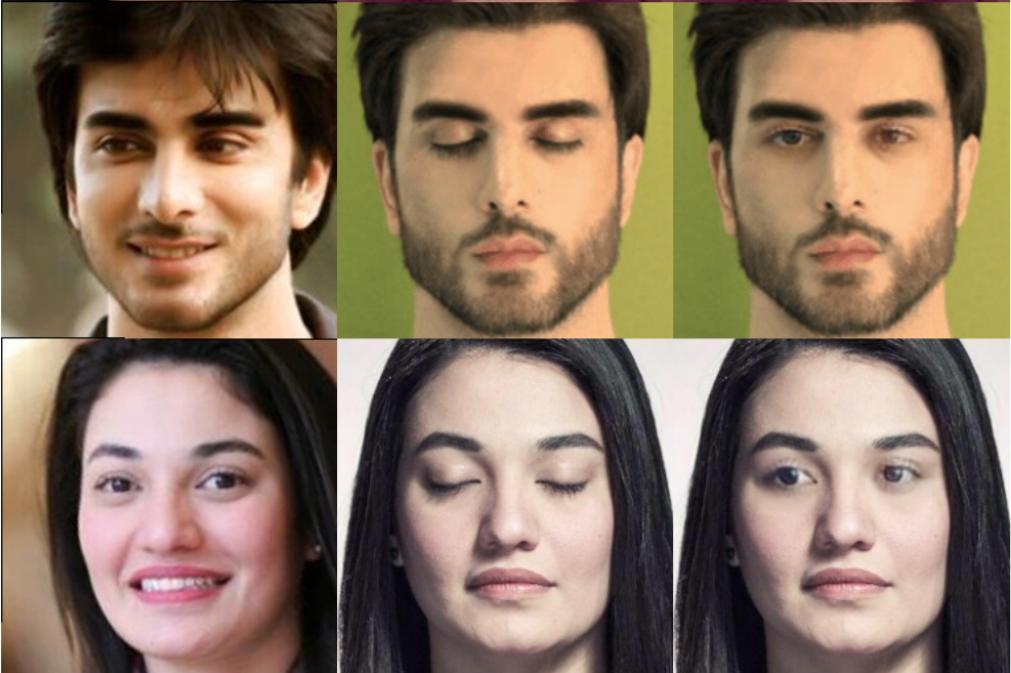 拍照不小心閉上眼?Facebook 新技術讓你修圖就能睜開眼睛
