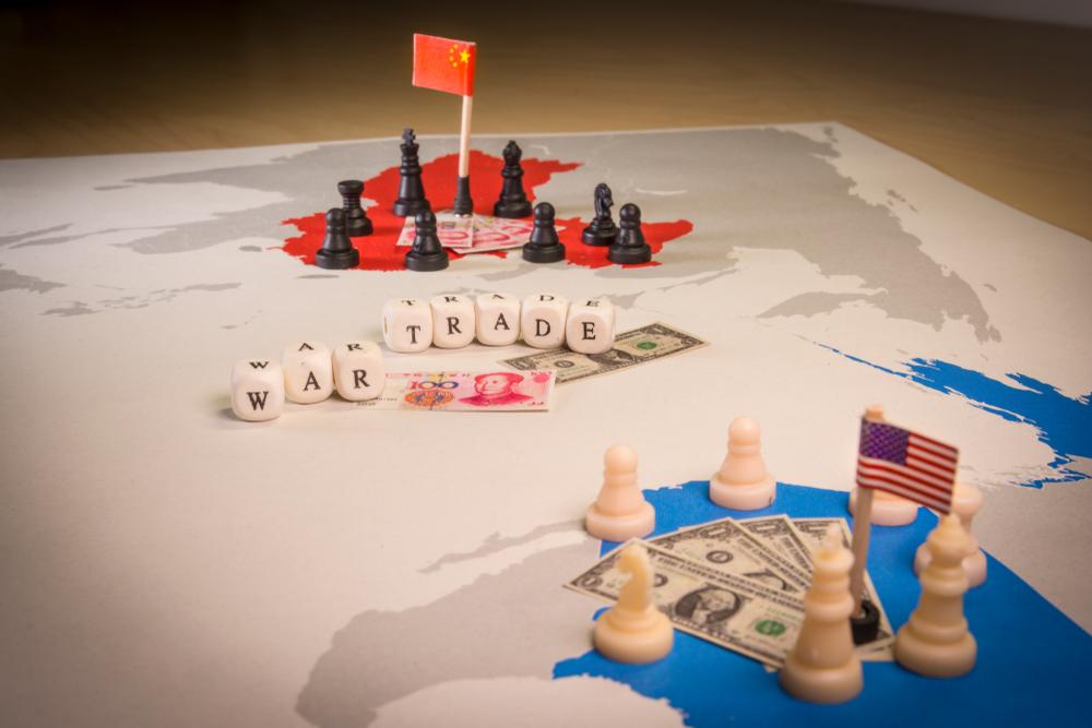 中美貿易戰火點燃,事態發展一次看懂