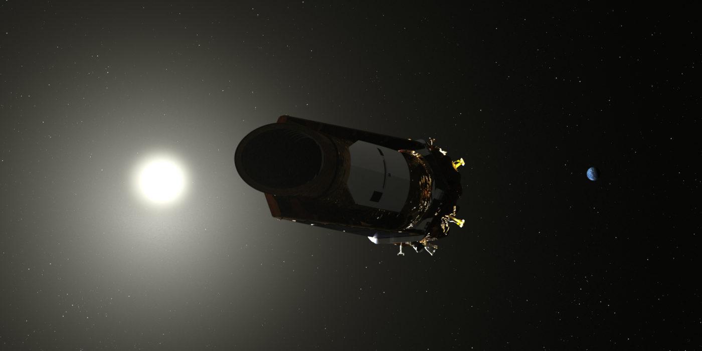 克卜勒望遠鏡燃料見底進入休眠模式,8 月初重啟回傳數據