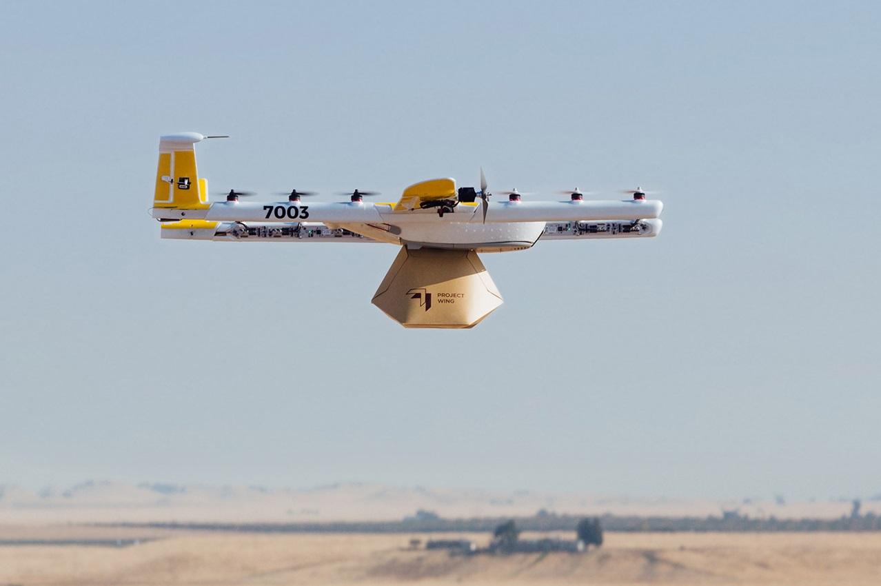 Google 無人機和氣球專案從實驗室畢業,正式邁入商業化