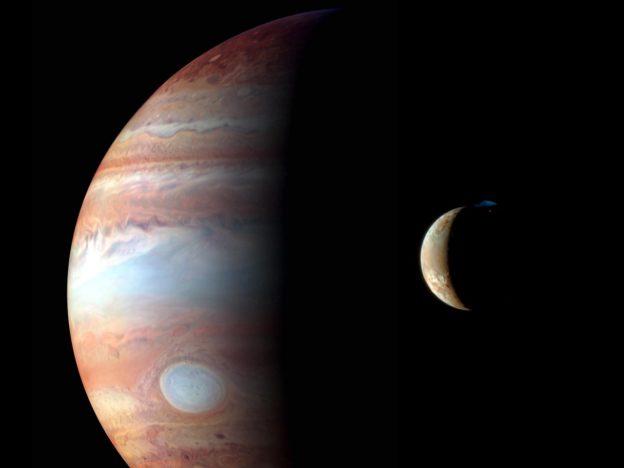新一批木星衛星問世,10 名新成員中出了一個怪胎 - 華安 - ceo.lin的博客