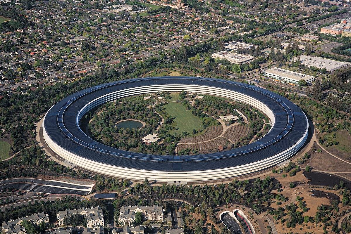 Apple Park 如何抵禦加州地震?圓盤底下暗藏制震裝置