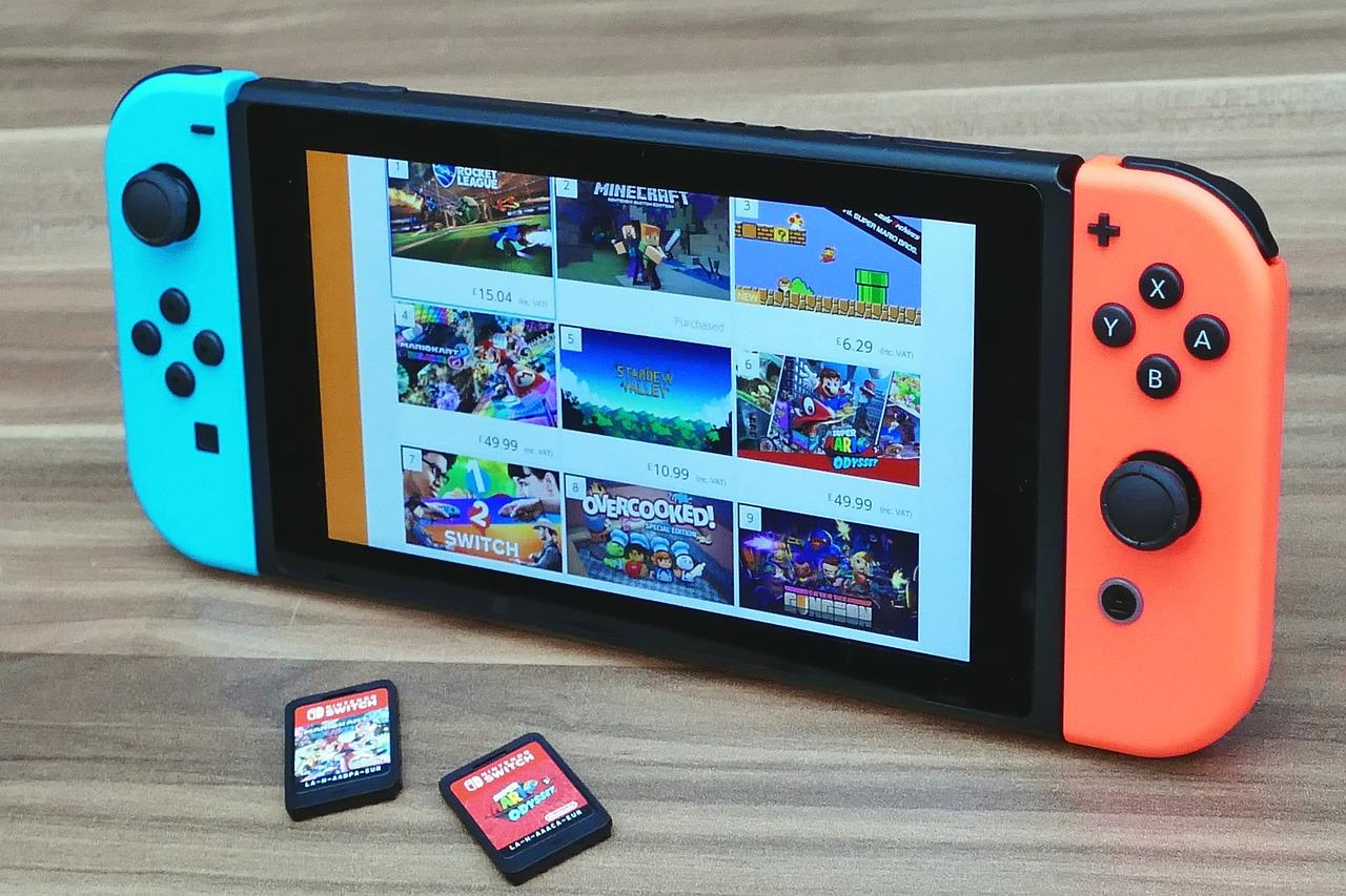 Switch 破解再下一城,執行 Android 變身遊戲平板電腦