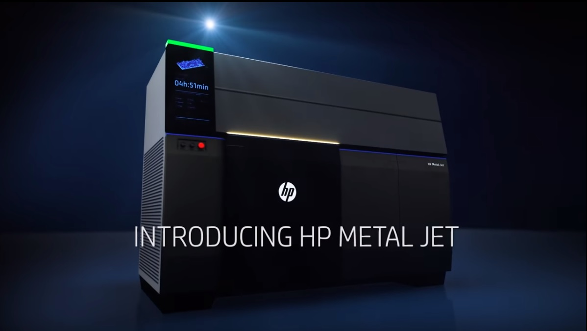 惠普連金屬 3D 列印都能量產了,這對產業會帶來什麼變革?