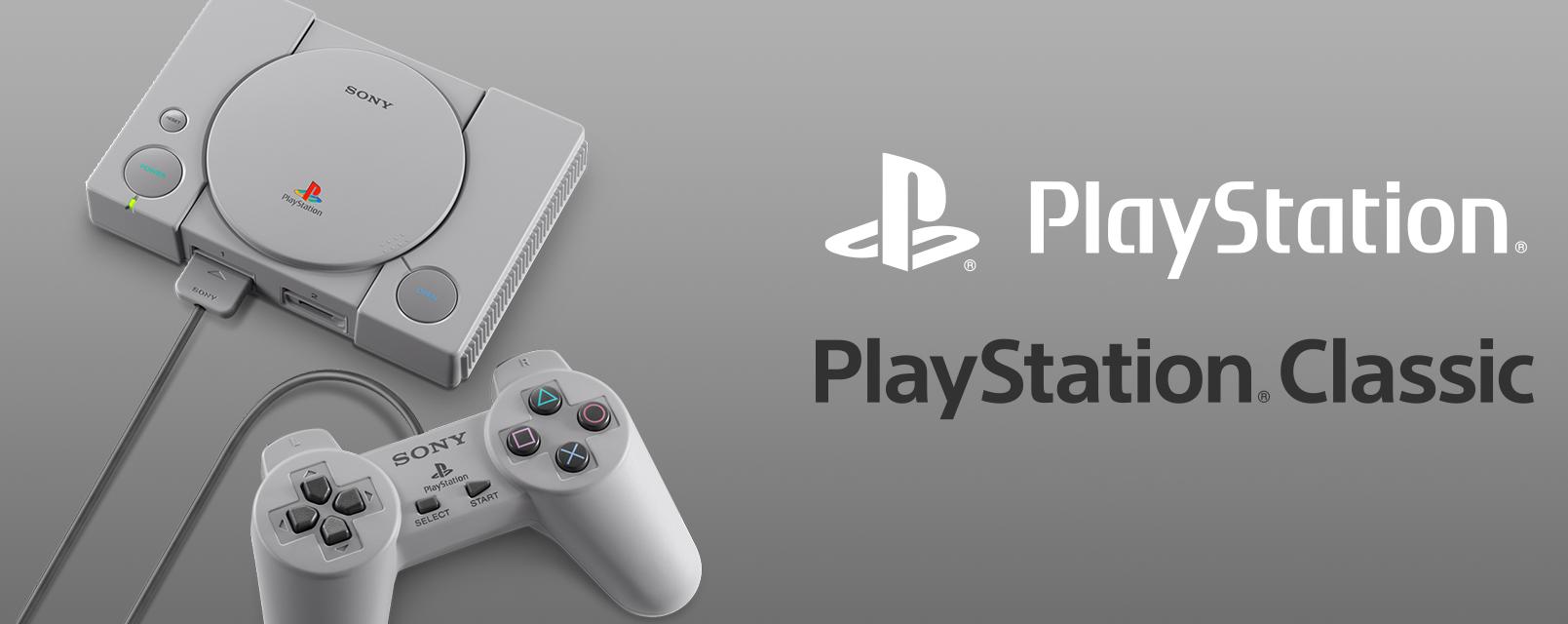 Sony 推出 PlayStation 迷你復刻主機,復古遊戲機成潮流