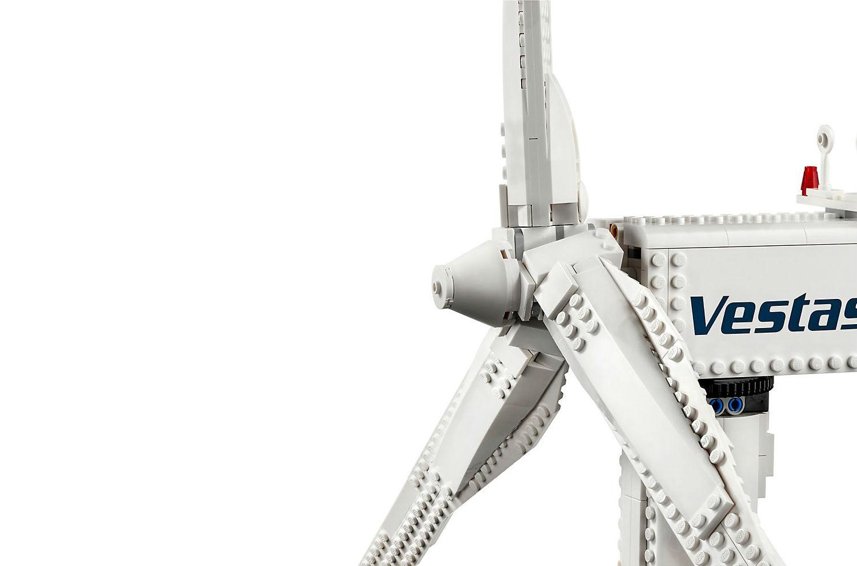 樂高與維斯塔斯攜手推出積木風機,在家就可組裝專屬風場