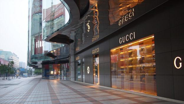 Gucci 因中国的电商平台假货犯滥假货犯滥,不愿电商平台合作