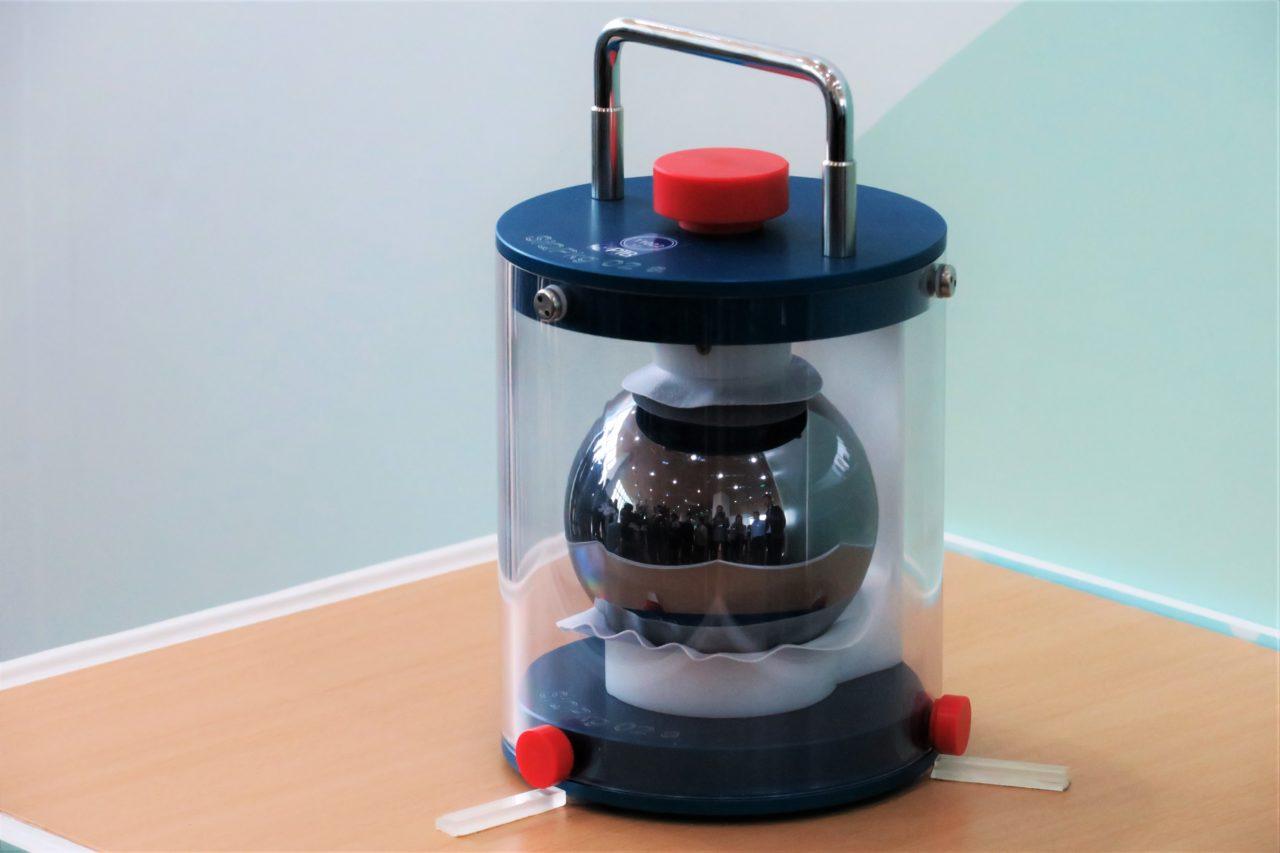 工研院率先引入全球最新矽晶球法,飄忽不定的質量單位「公斤」終能精準量測