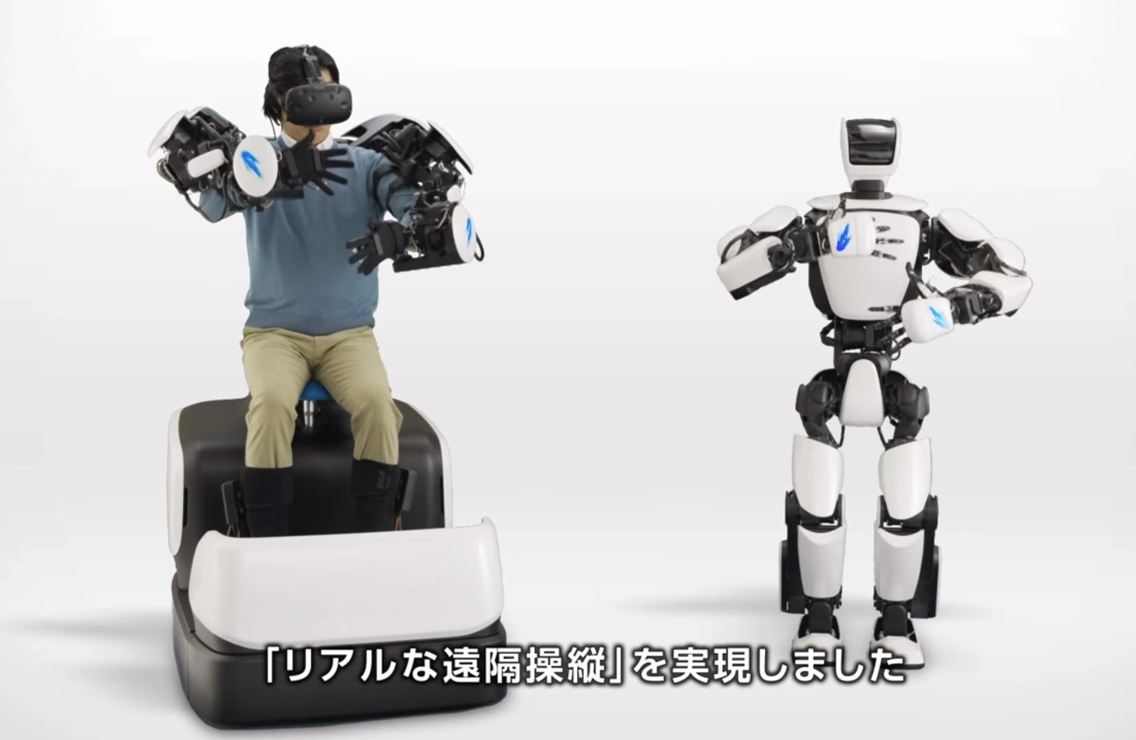 5G 通訊操控機器人,Toyota+DoCoMo 模擬 10 公里遠距離操控成功