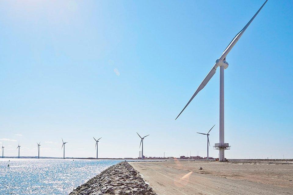 大幅減少稀土使用量,更輕便與高效的超導風機出爐