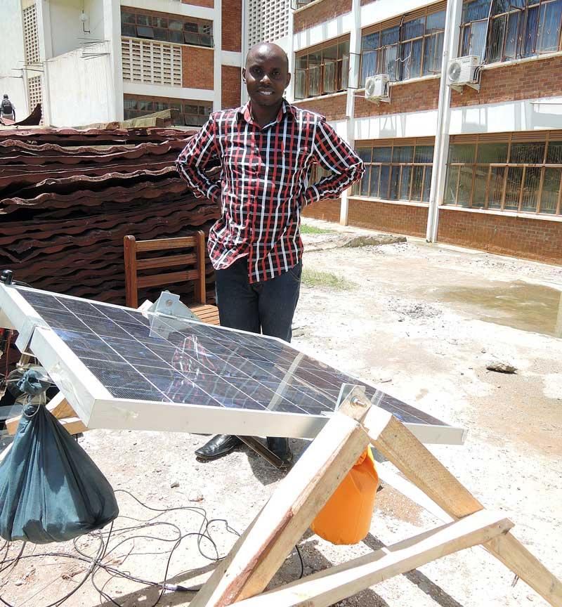 新型太陽能追日系統便宜又能 DIY,發電量更可提升 32%