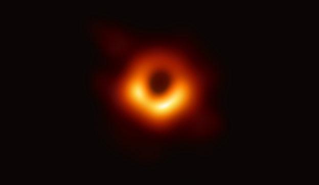 首度曝光黑洞取名 Powehi,喻其無窮可能