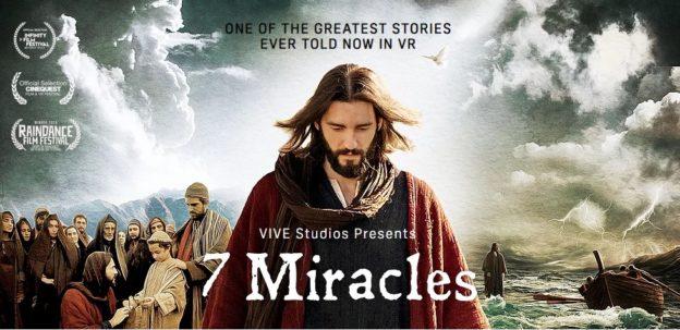 HTC 宣布首部 VR 长篇电影《7 Miracles》上架