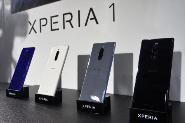 Sony 在台发表旗舰 Xperia 1,5 月下旬上市