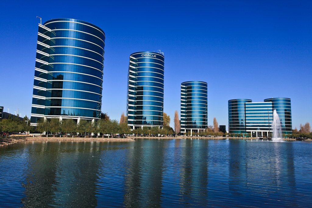 Oracle has confirmed that nearly 60 percent of China's employees are