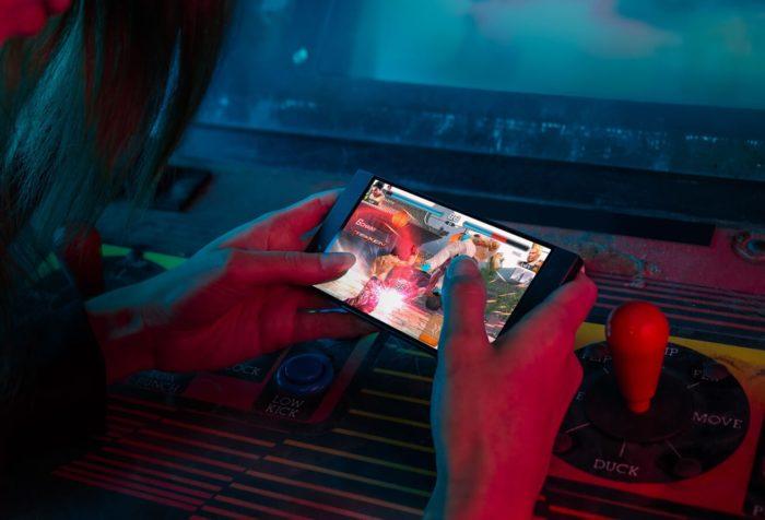 遊戲手機:遊戲筆電的「平行時空」