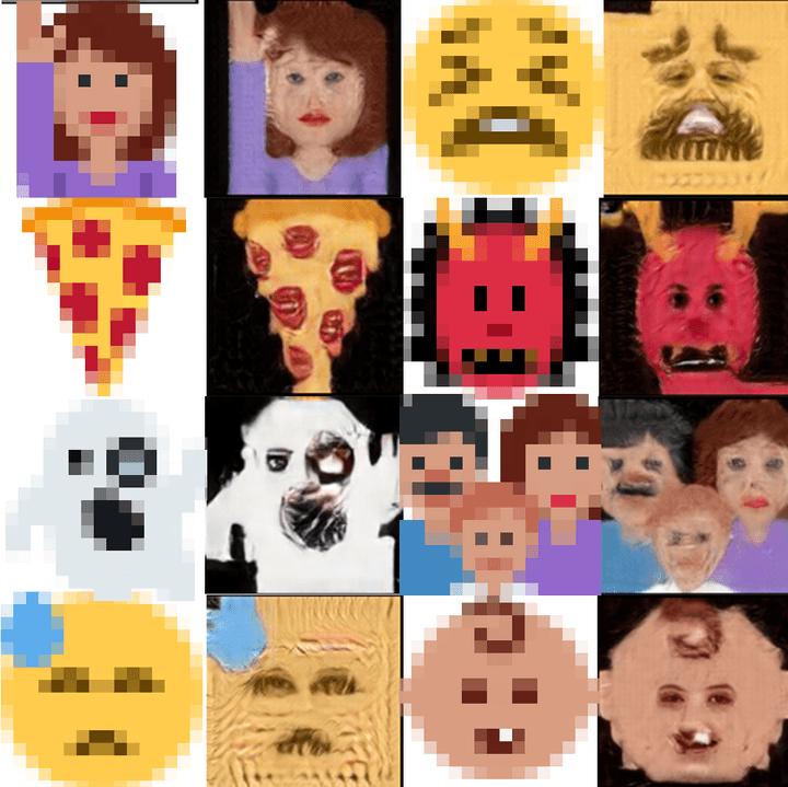 AI 重建模糊技術待加強,低解析度人臉圖像被玩壞了