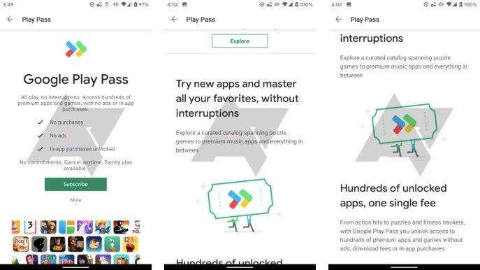 就在蘋果發表會前夕,Google 證實將推出遊戲訂閱服務 Play Pass