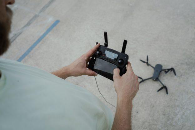 首座遙控無人機術科試場啟用,邁向專業證照制