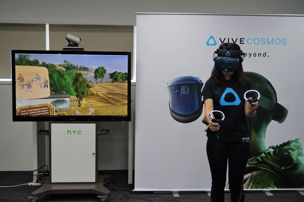 HTC 發表新 VR 裝置 VIVE COSMOS,即日起預購開跑
