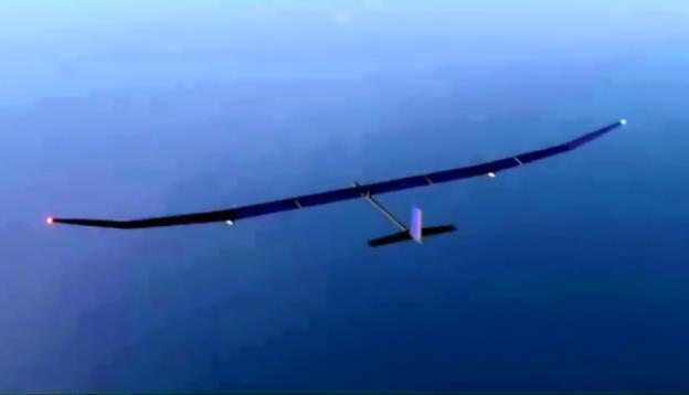 在海拔 20 公里高空飛行一年,太陽能無人機將助 5G 網路一臂之力