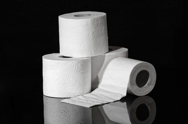 衛生紙搶購潮誤會大了,經濟部:與口罩原料不一樣