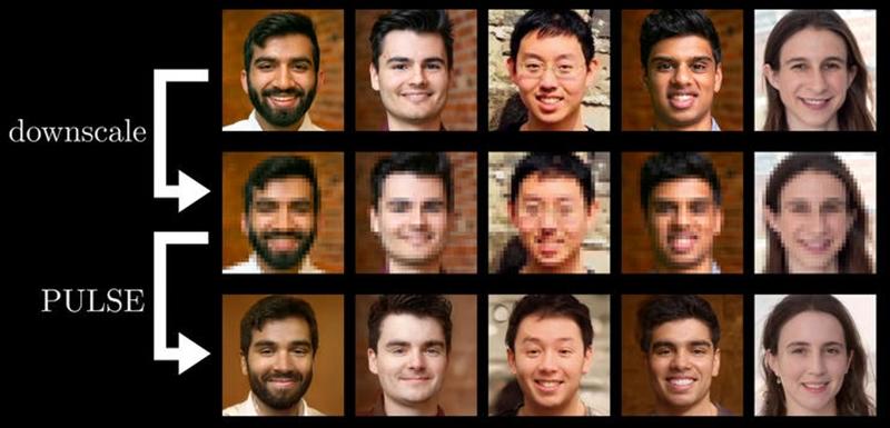 有碼變高清!研究團隊開發「修圖界老司機」,AI 黑科技一秒還原馬賽克