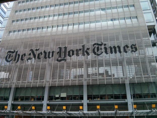 數位轉型》紐約時報數位轉型之路經驗全公開,比起科技更重要的是找到目標