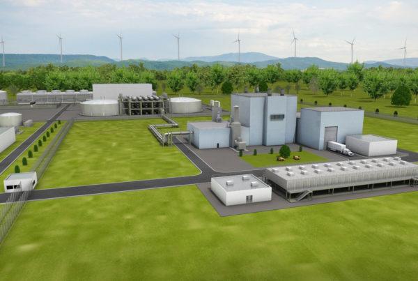 第四代核能的全新面貌,加入熔鹽儲熱技術新添電力調度彈性