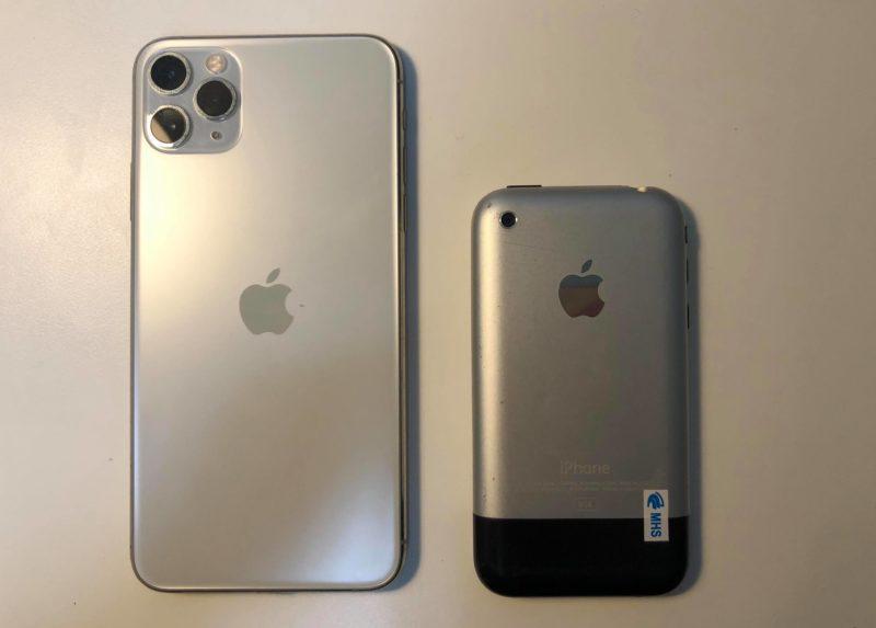 13年前,原始的iPhone生产线被曝光了!    科技新闻