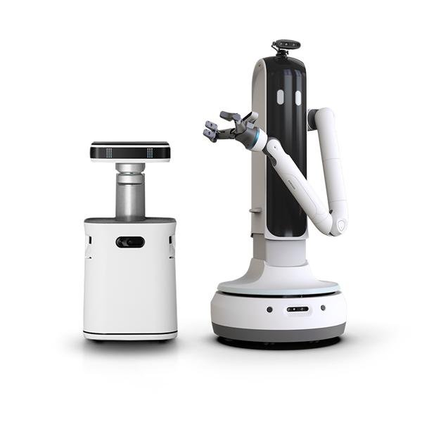 三星展示能倒紅酒和洗碗的家事機器人 Bot Handy,前提是你家要夠大
