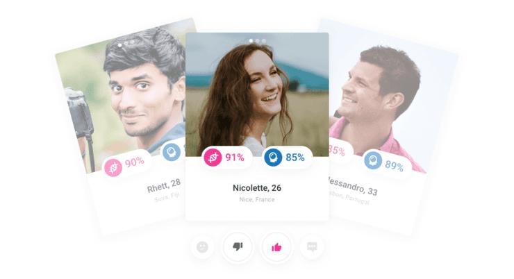 AI 幫忙找約會對象,可能還是你心目中的「明星臉」女神