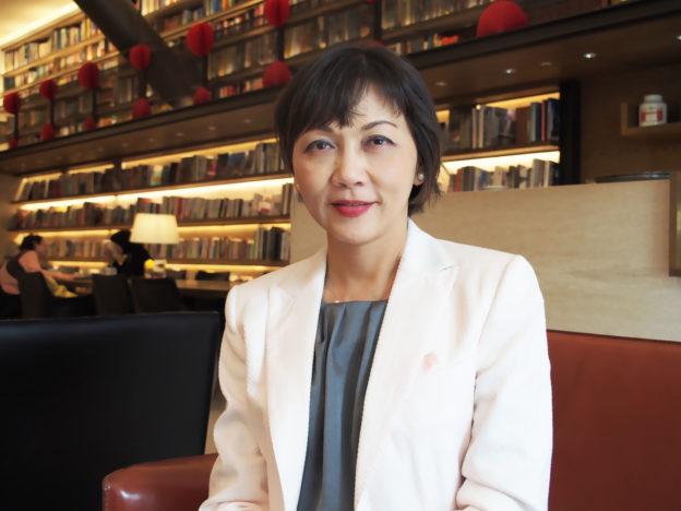 念會計出身卻「不務正業」,陳慧蓉如何成為台灣微軟十年來首位本土女性首席營運長